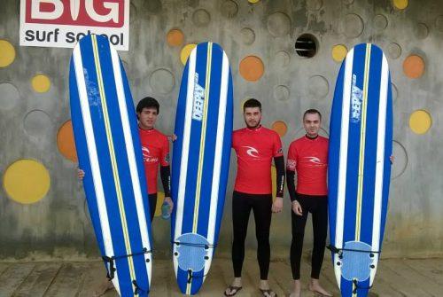 aulas de surf adultos